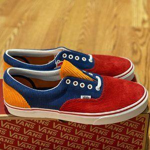 Vans Era (Corduroy) Men's Skate Shoes VN0A4BV400Y
